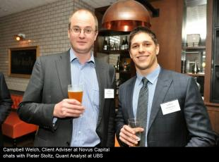 2014 Equities Markets Awards Night