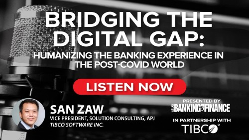 TIBCO podcast highlights post-COVID technology essential for banks and fintech firms
