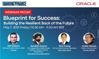 Standard Chartered, EastWest on the blueprint for building the bank of the future