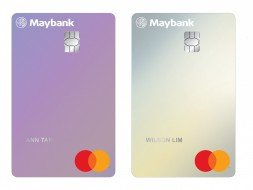 Maybank introduces two new designs for Family & Friends Card