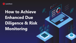 Mitigating business risks and ensuring regulatory compliance through robust due diligence